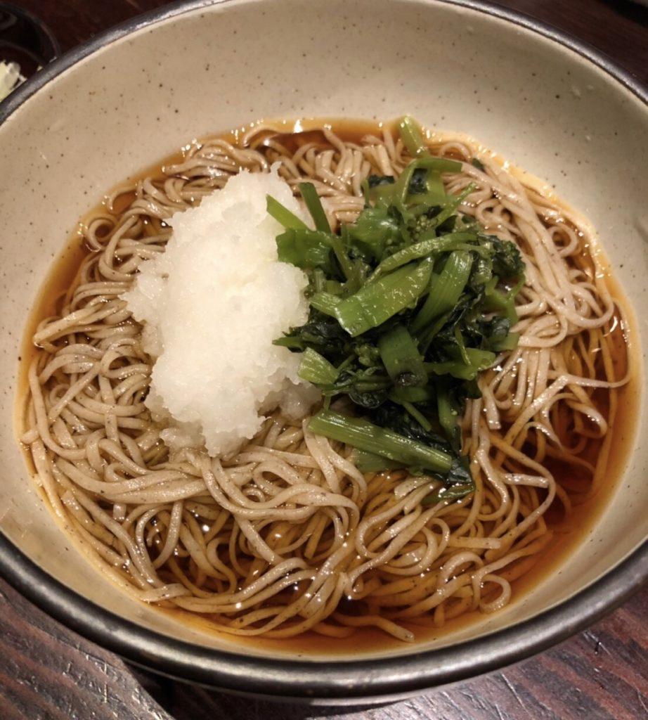 そばきり みよ田 松本店 の「蕎麦」