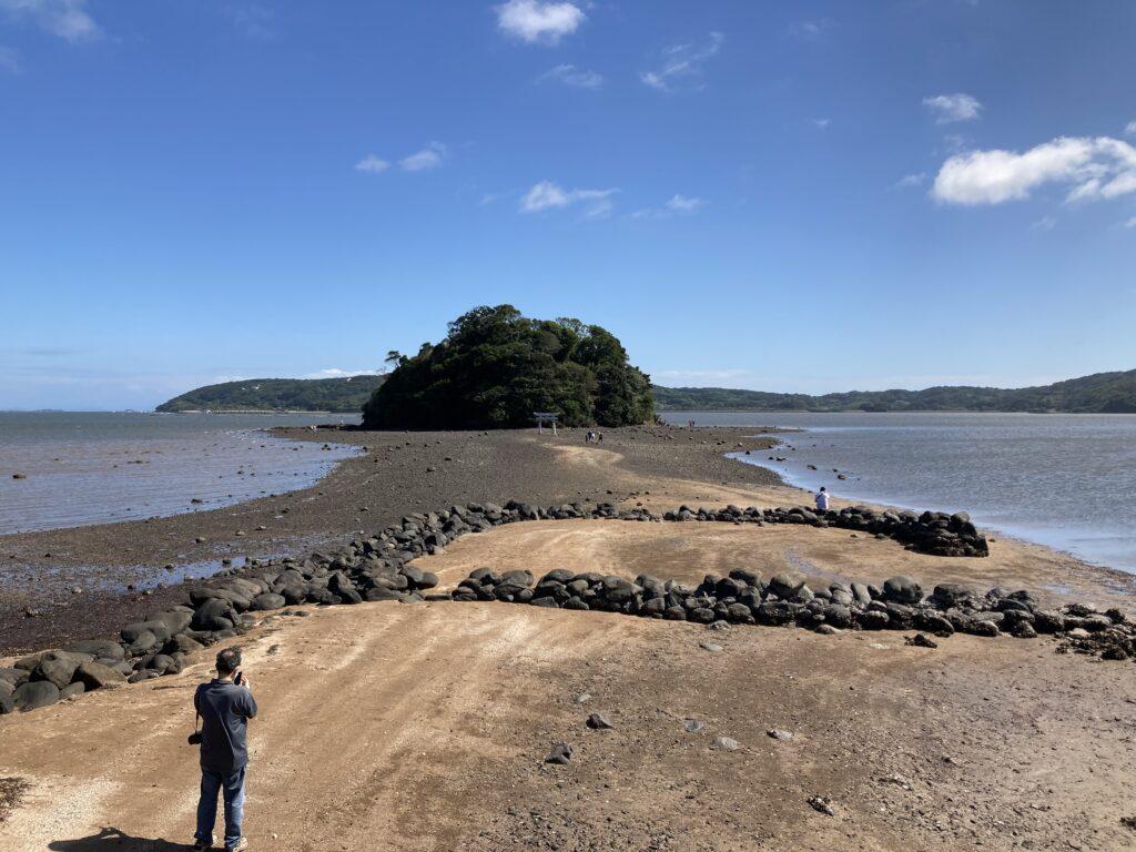観光スポット:小島神社