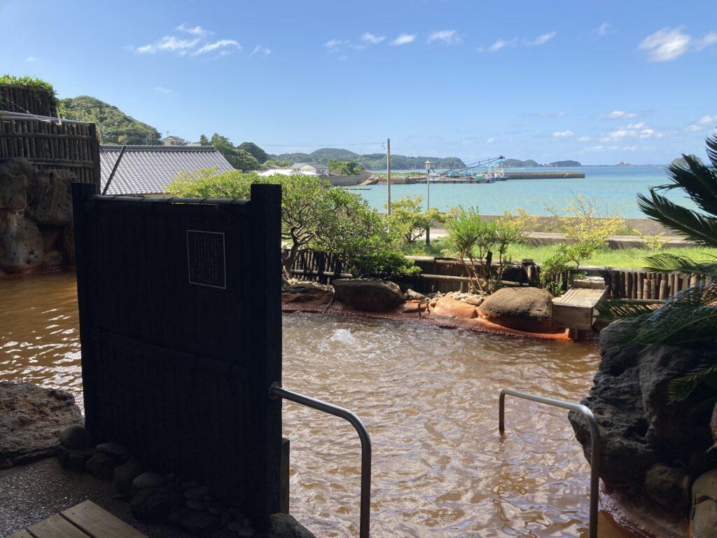 壱岐リトリート海里村上の大浴場