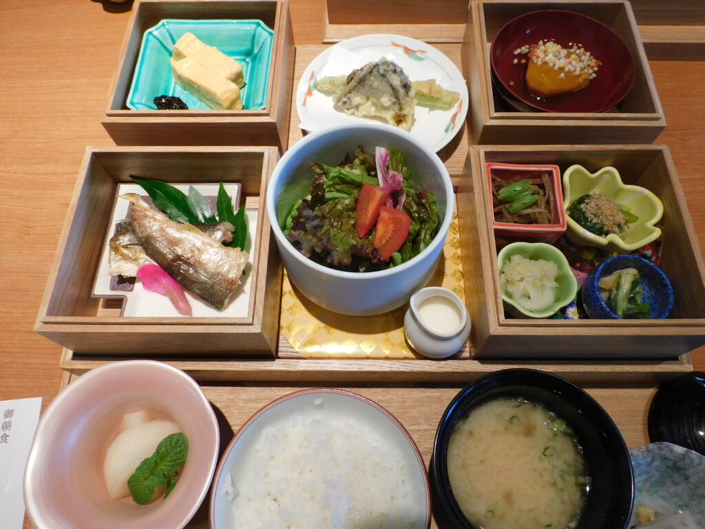 壱岐リトリート海里村上の朝食