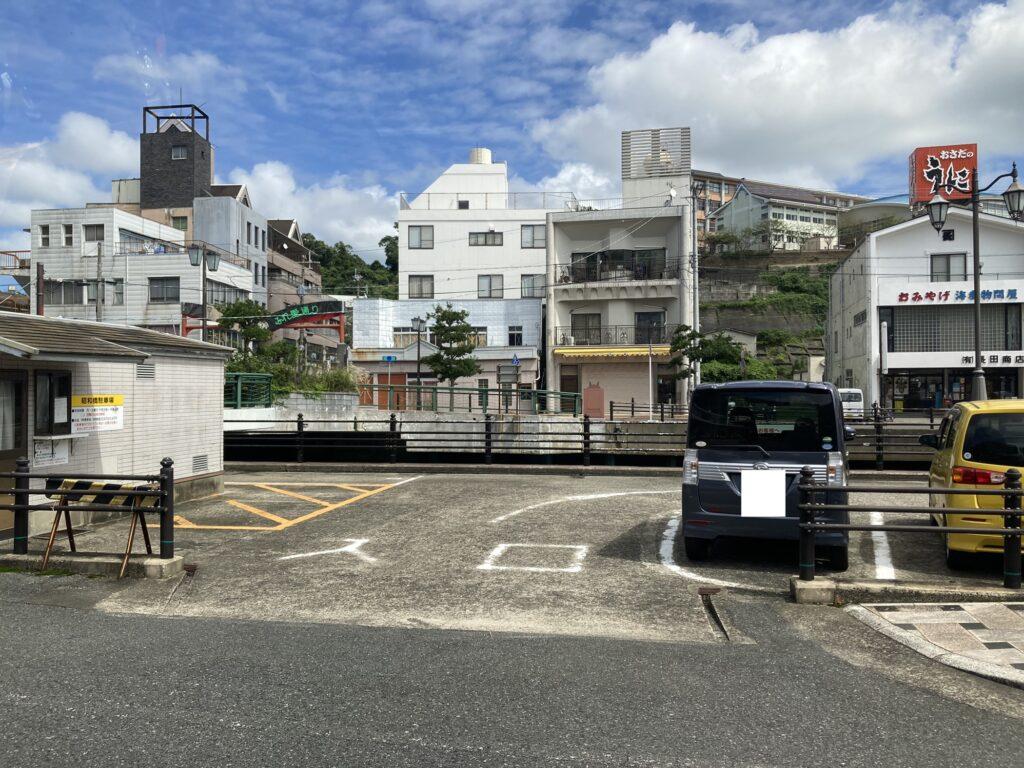 郷ノ浦は壱岐で一番栄えている街